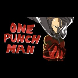 tee shirt one punch man