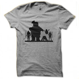 tee shirt ghostbusters under arrest