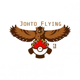 body pokemon junto flying