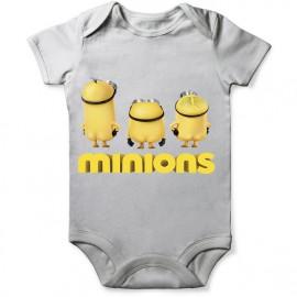 body minion pour bébé