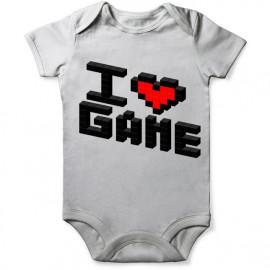 body gamer pour bebe