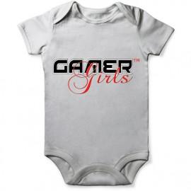 grenouillere gamers girls pour bebe
