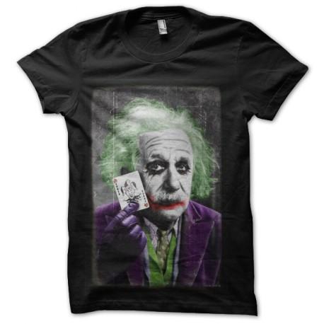 tee shirt joker albert heinstein