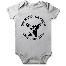 body chihuahua pour bebe
