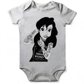 body ariel punk pour bebe