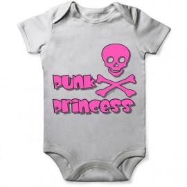 grenouillere punk princesse pour bebe