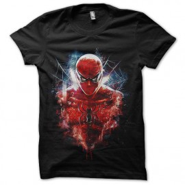 tee shirt amazing spiderman