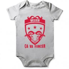 Body belier astrologie pour bebe