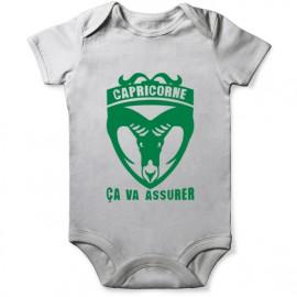 grenouillère capricorne pour bebe