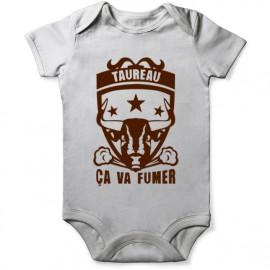 body taureau pour bebe