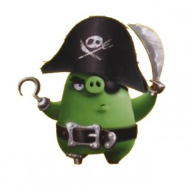 body cochon bird pirate pour bebe