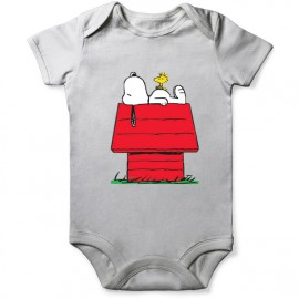 grenouillere snoopy pour bebe
