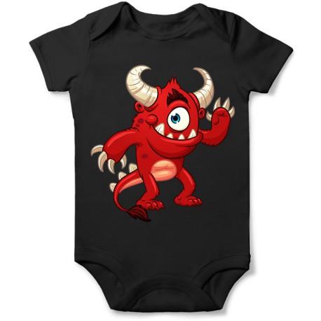 body diablotin pour bébé