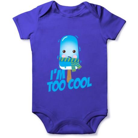 grenouillere glace pour bebe