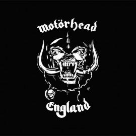 Tee shirt Motorhead blanc/noir